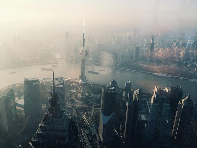 Chiny-Szanghaj