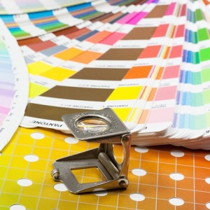 Paleta barw dla drukarni