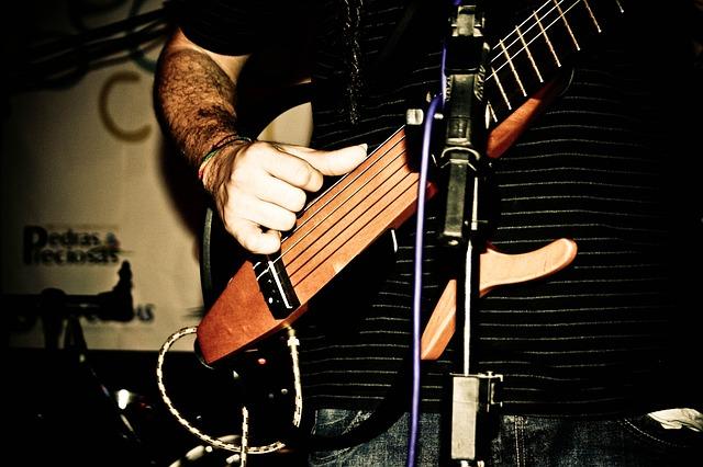 Gramy na gitarze profesjonalnie