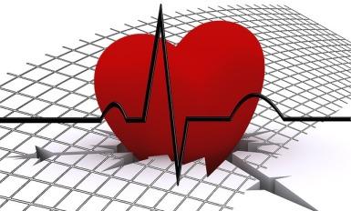 Wykres badania EKG