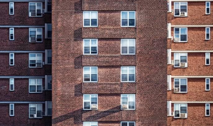 mieszkanie z dwoma pokojami