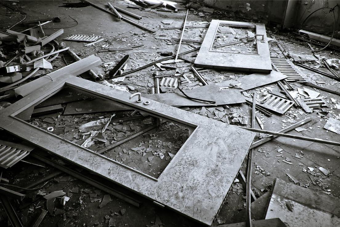 Wywóz odpadów budowlanych - TKM Recykling