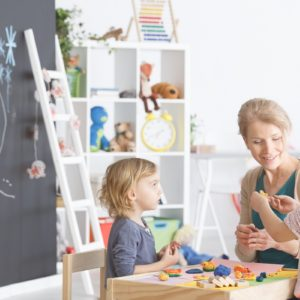 wyposażenie przedszkola